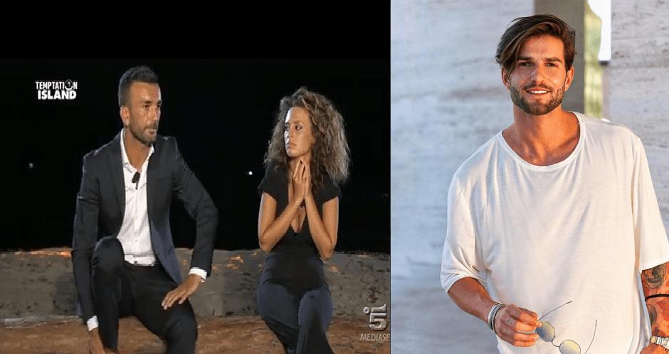 temptation island 2017 nicola panico e andrea melchiorre