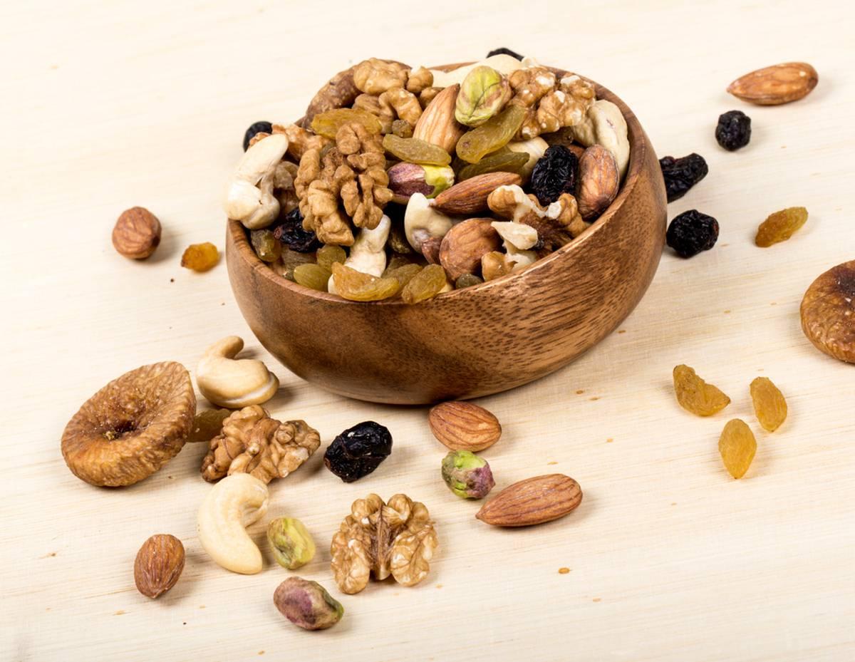 Come perdere peso con la frutta secca