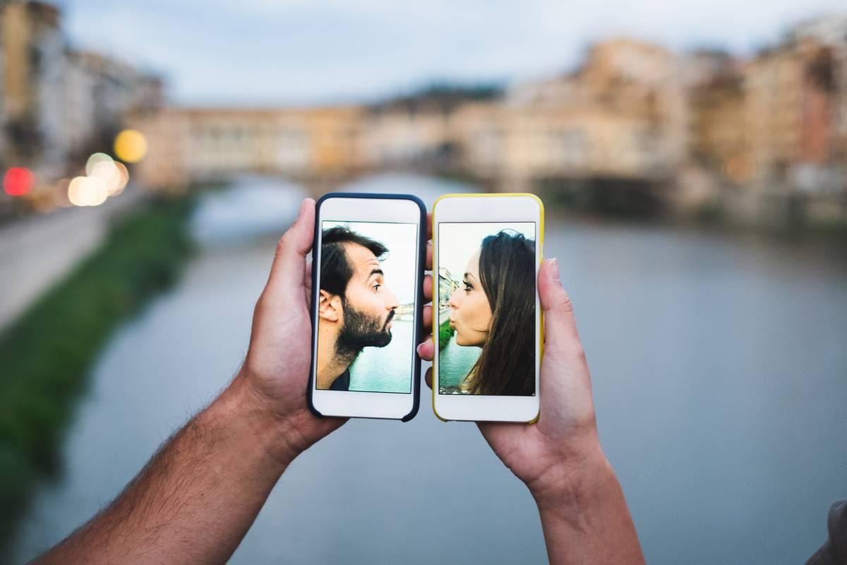 intimità e smartphone