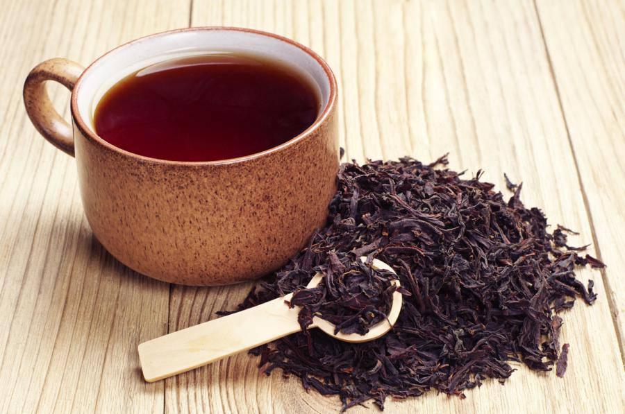 tè oolong per bruciare i grassi