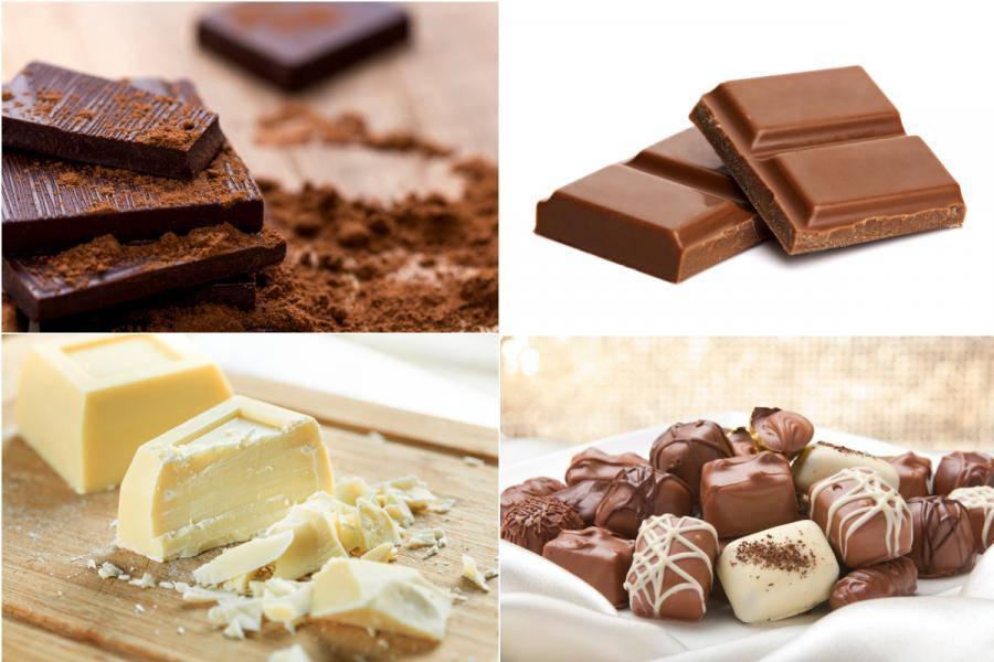 test sul cioccolato