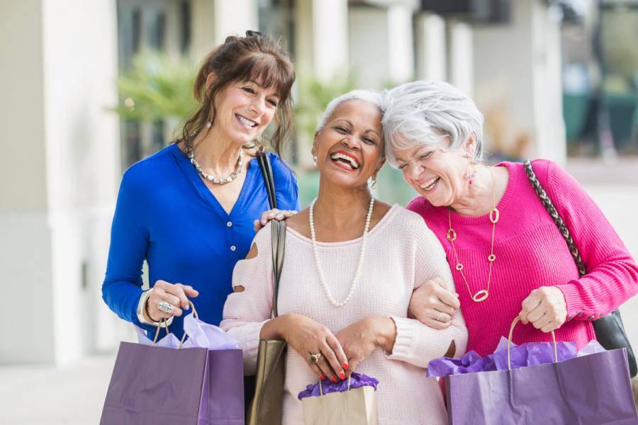 salute da anziane