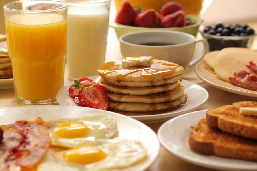 big breakfast