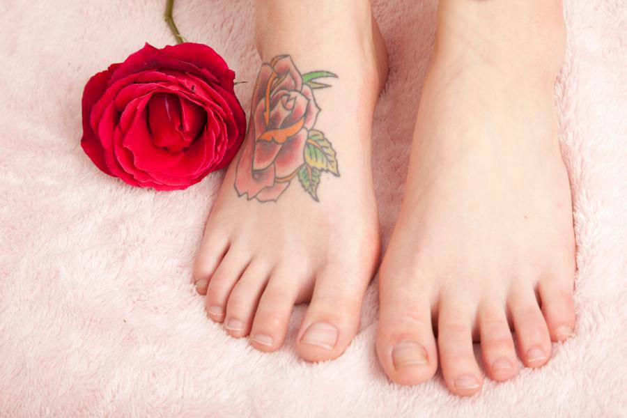 tatuaggi profumati