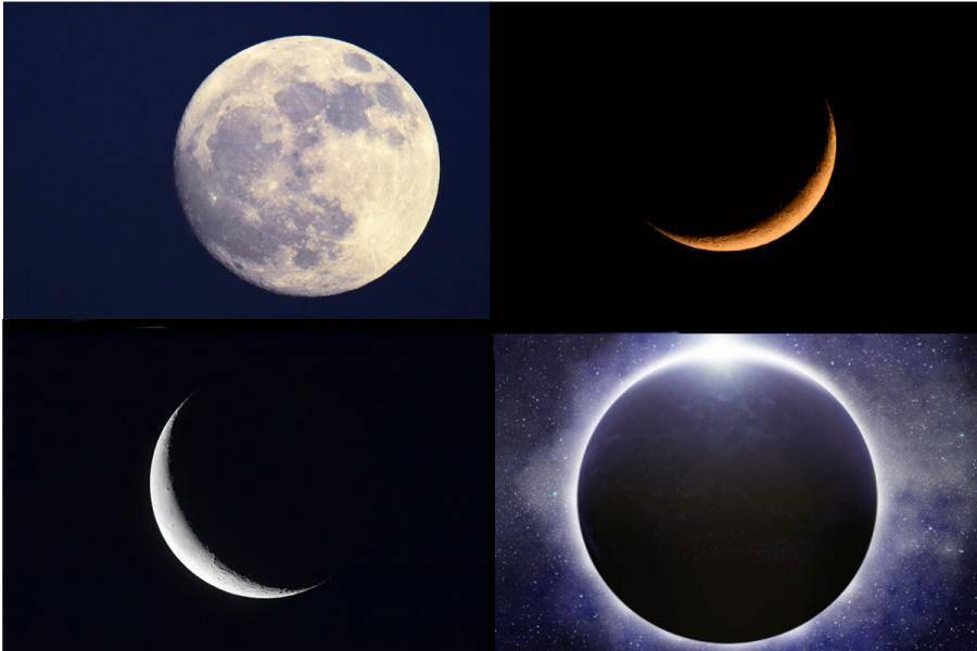 test fasi lunari