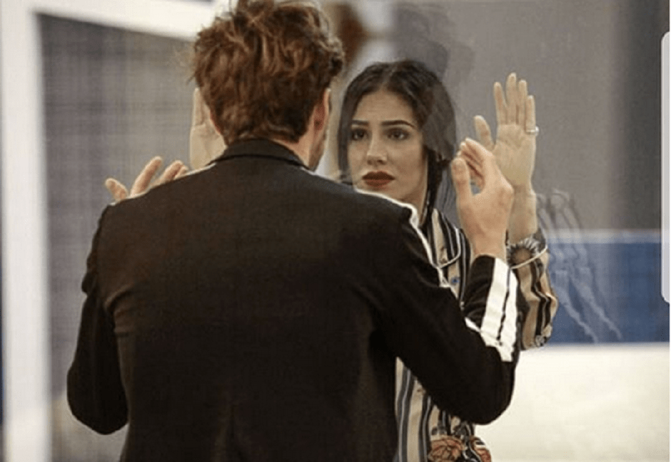 Francesco Monte e Cecilia Rodrìguez si sono incontrati