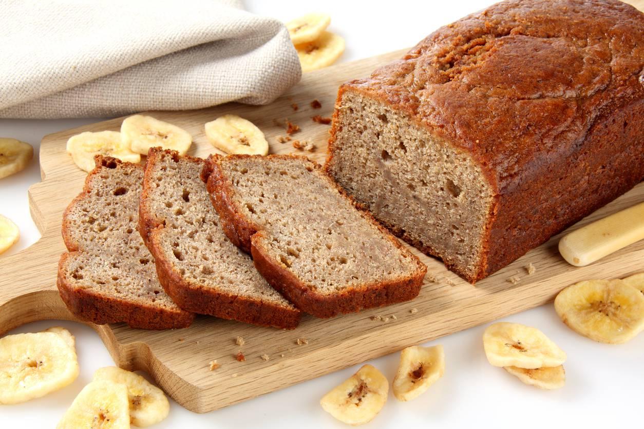 Banana bread vegano: niente uova, tanto gusto e nutrimento