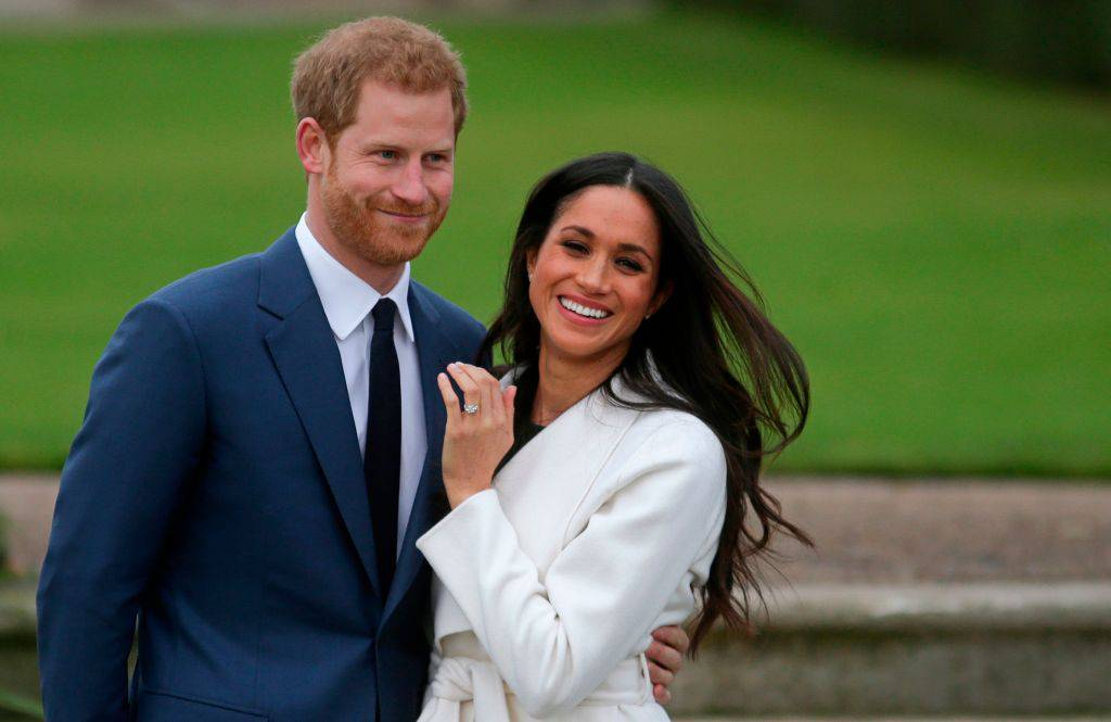 Royal Wedding, Harry e Meghan
