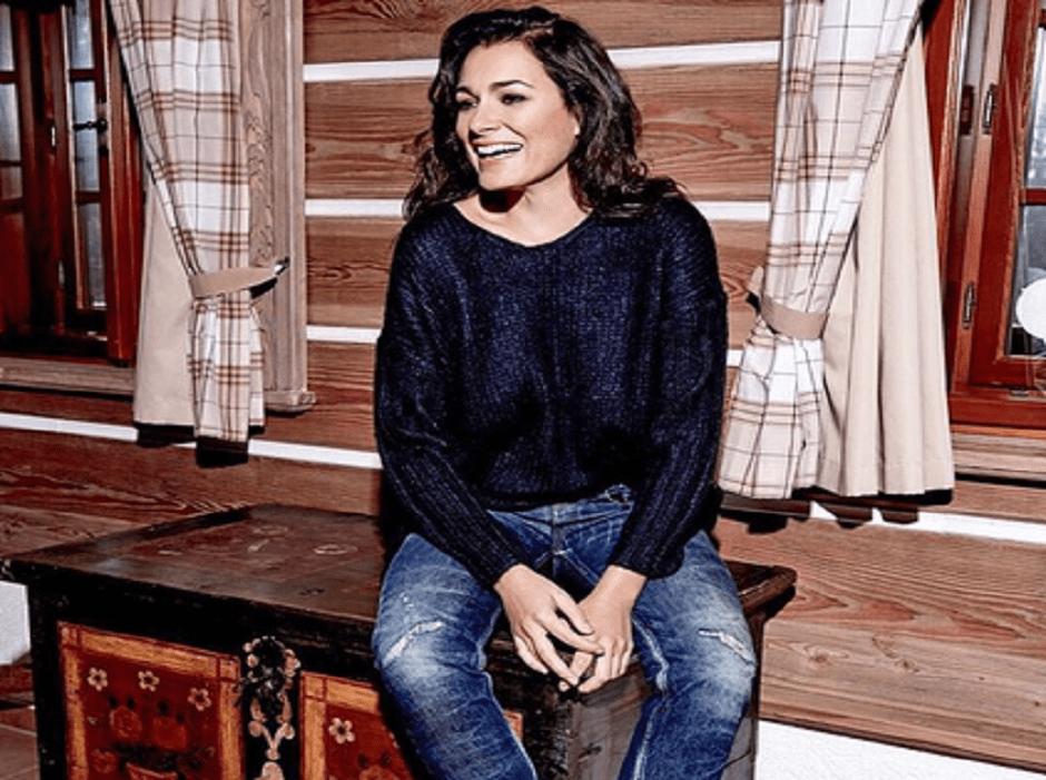 Alena Seredova torna a sorridere