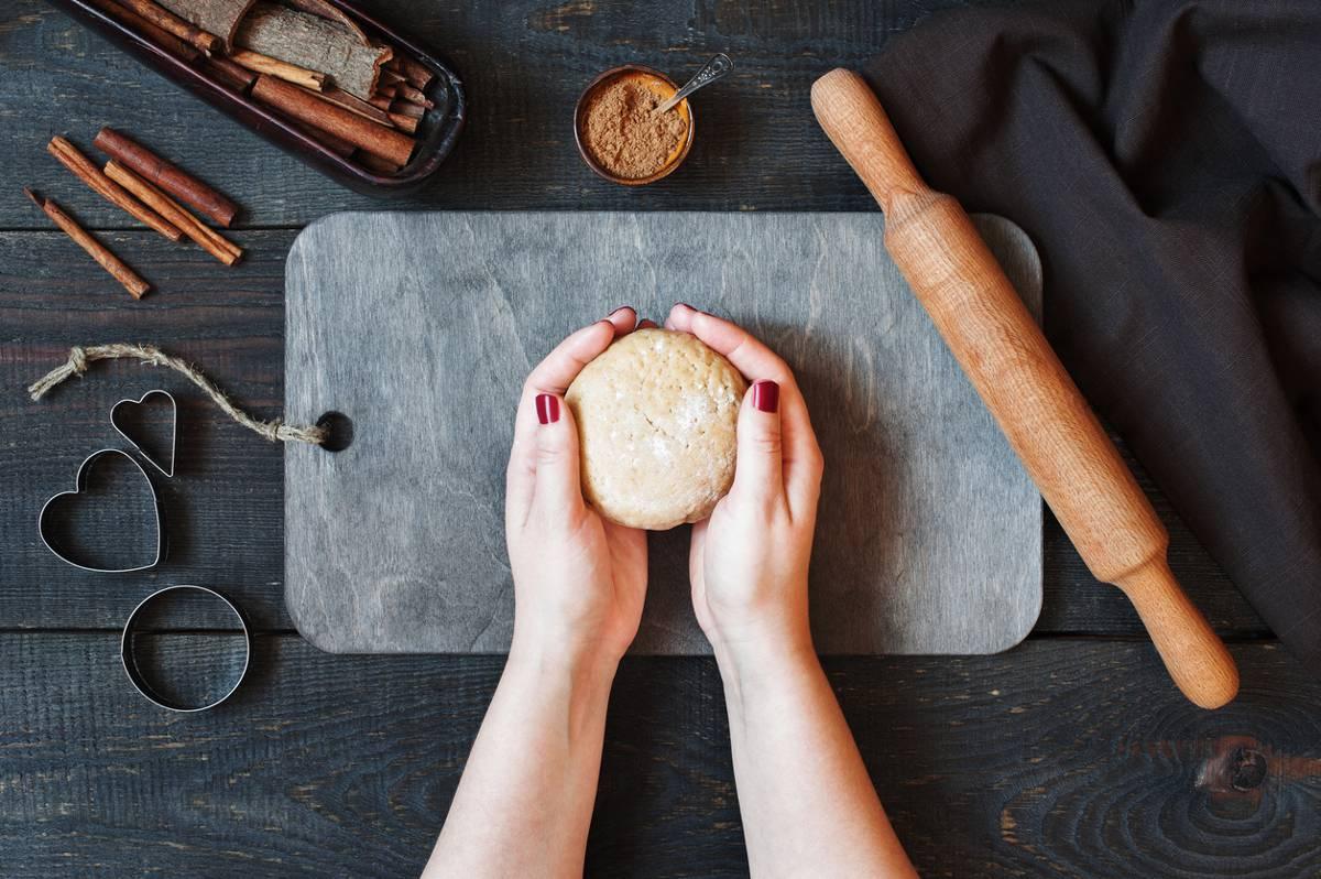 crostata procedimento