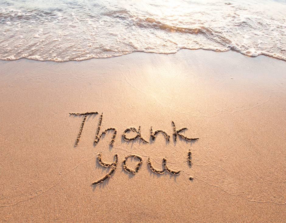 La gratitudine permette al nostro cervello di essere più felice
