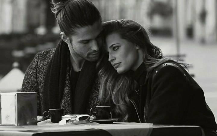 Luca Onestini ed Ivana Mrazova