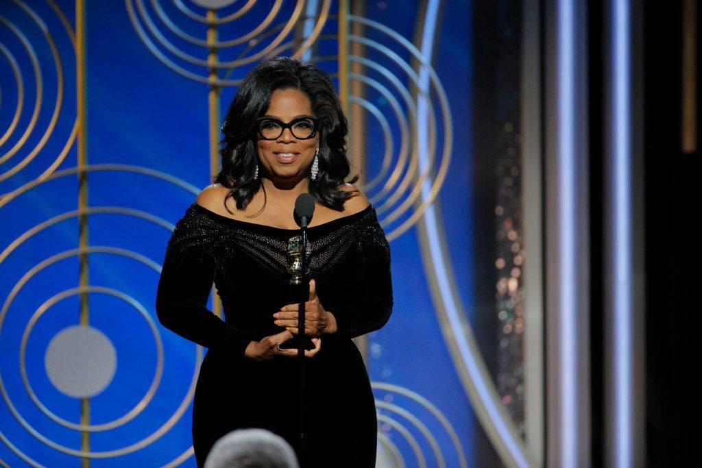 Golden Globes 2018: il discorso di Oprah Winfrey che farà storia