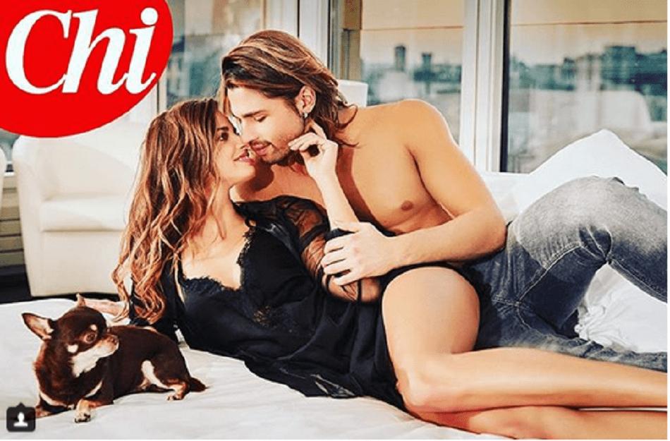 Grande Fratello Vip 2, Luca Onestini e Ivana Mrazova:
