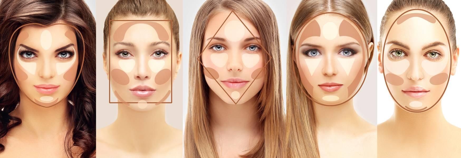 Come rimodellare l'ovale del viso | Beauty