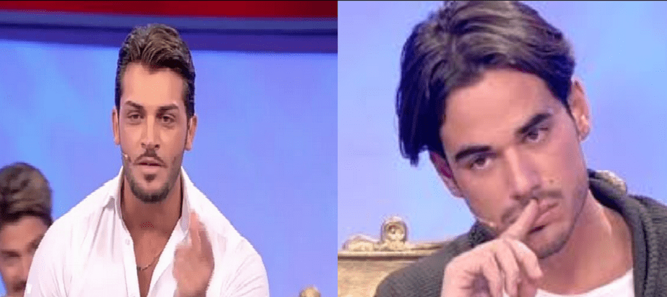 Mariano catanzaro show a uomini e donne il napoletano - Donne al bagno pubblico ...