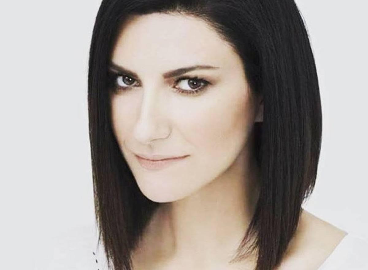 Laura pausini nuovo taglio di capelli