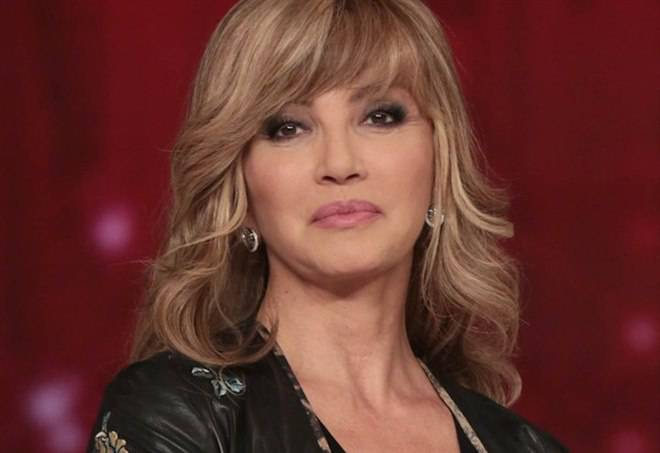 milly carlucci male incurabile