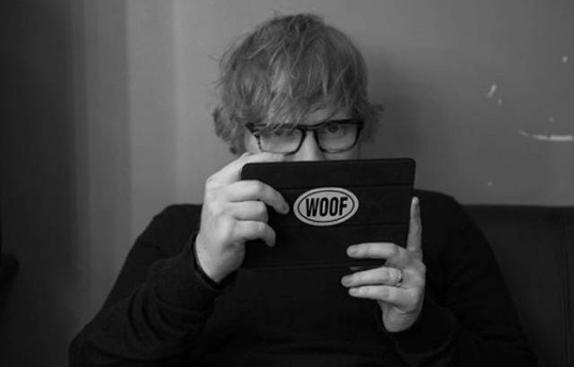 Ed Sheeran ha un animo ossessivo