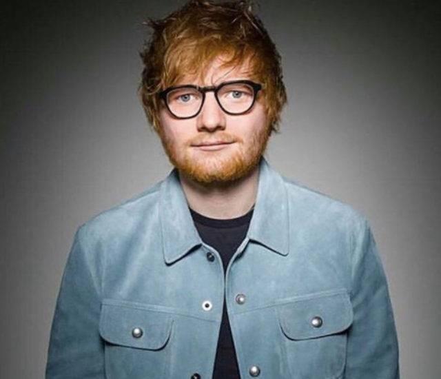 Ed Sheeran presto sarà padre (Getty Images)