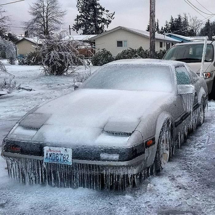 macchina congelata canada