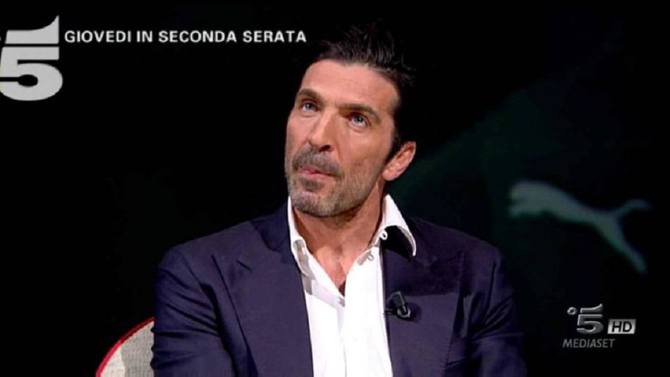 Gigi Buffon a Costanzo: