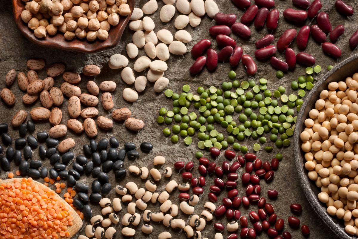 Dimagrire velocemente con la dieta dei legumi