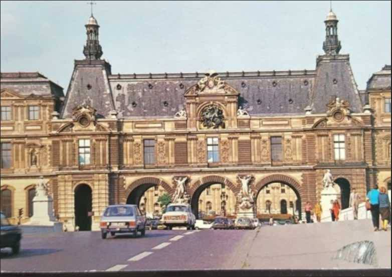 cartolina da parigi arriva 36 anni dopo