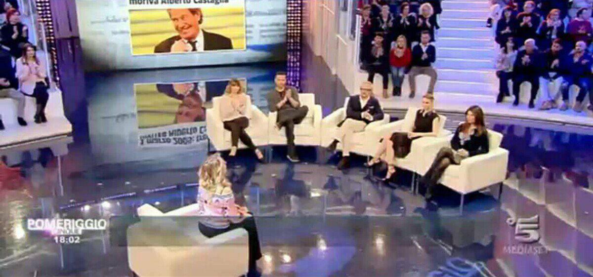 Giornalista allontanato dai programmi di Barbara D'Urso