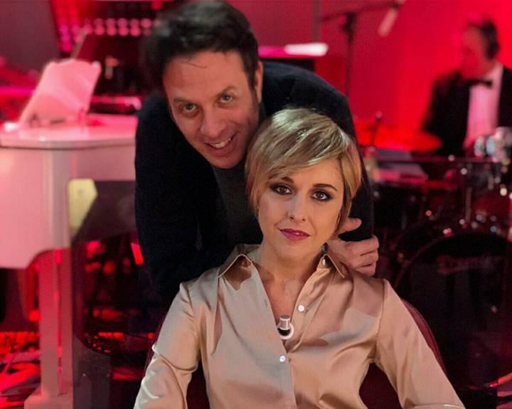 Nadia Toffa, ospite al 'Maurizio Costanzo Show'
