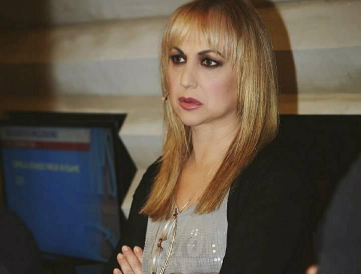 Alessandra Celentano, non può più ballare