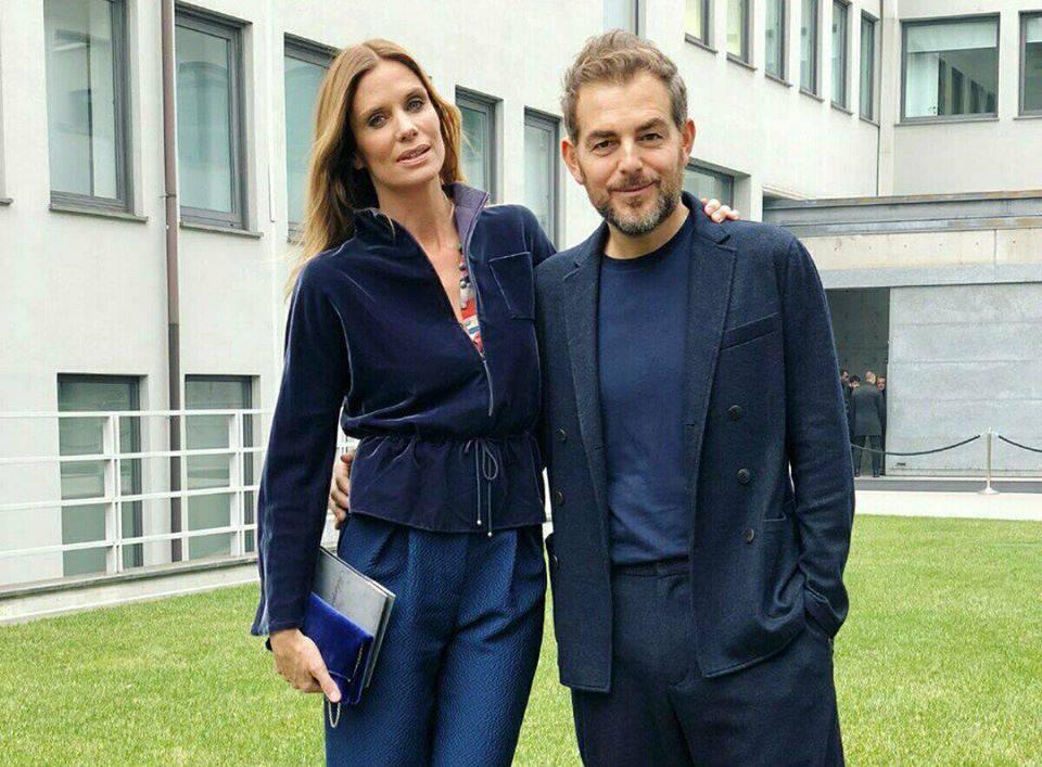 matrimonio Daniele Bossari e Filippa Lagerback