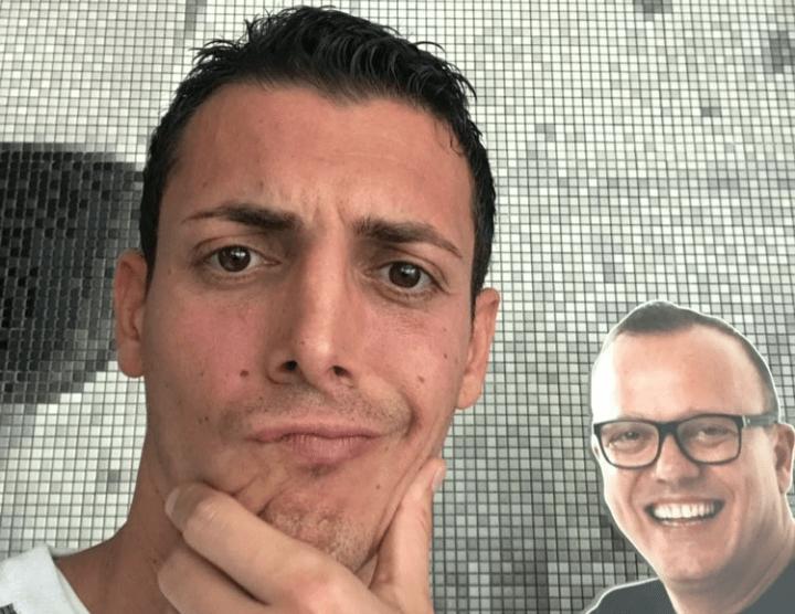 Claudio D'Alessio, chiede scusa alla Tatangelo