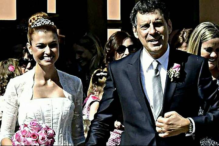 Fabrizio Frizzi e Carlotta Mantovan, come è nato il loro amore