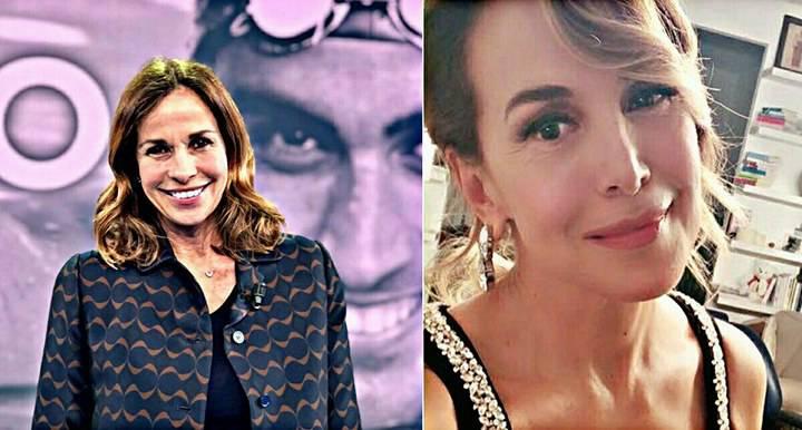Cristina Parodi contro 'Domenica Live'
