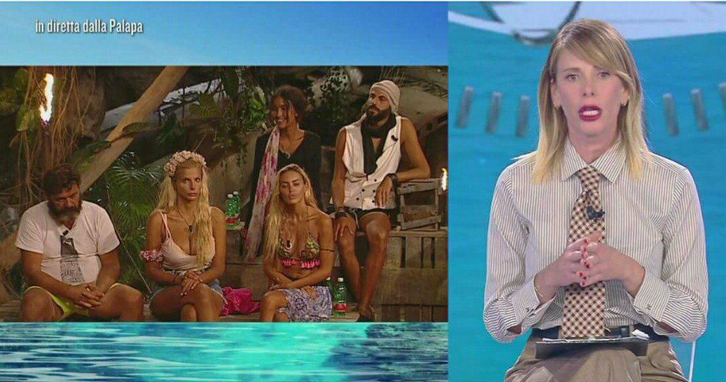 Isola dei famosi 2018 anticipazioni puntata 3 aprile