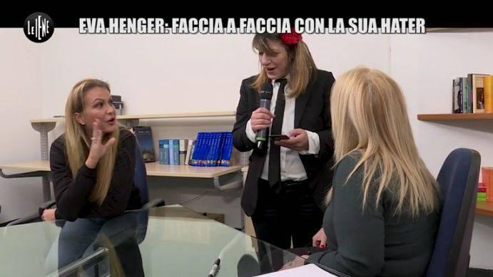 Eva Henger le iene
