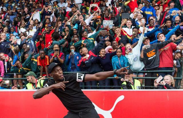 Bolt provino Borussia