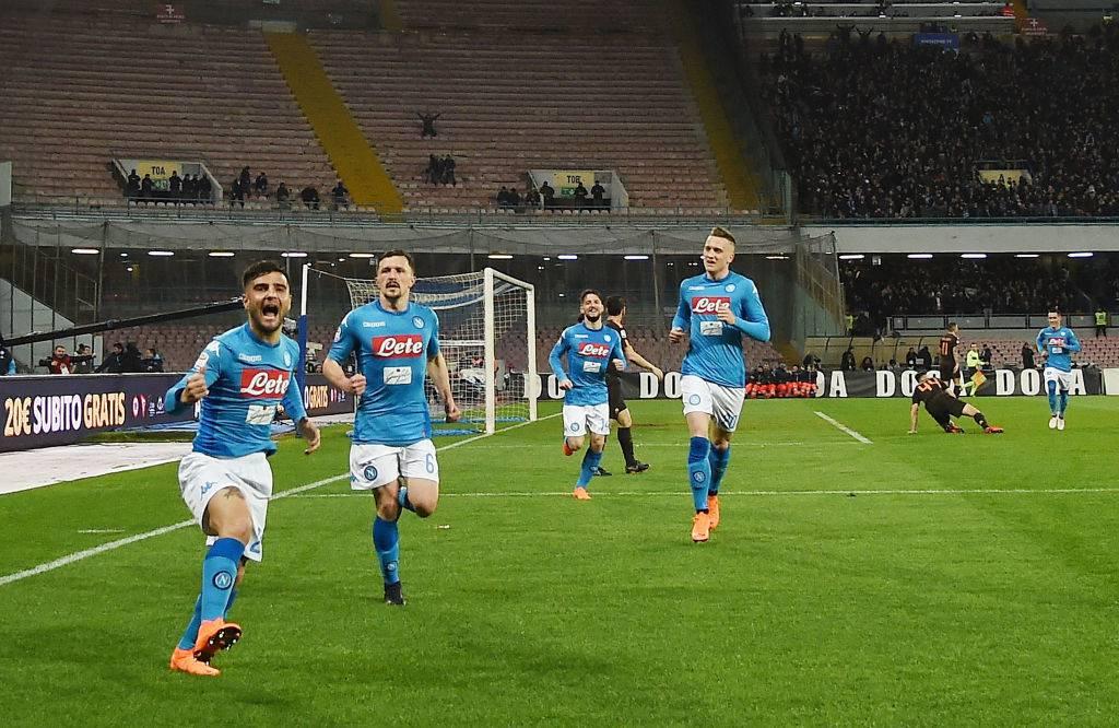 Consigli Fantacalcio Napoli