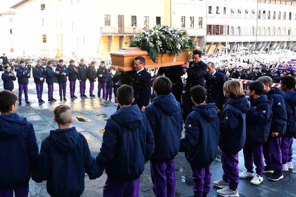 davide astori funerali