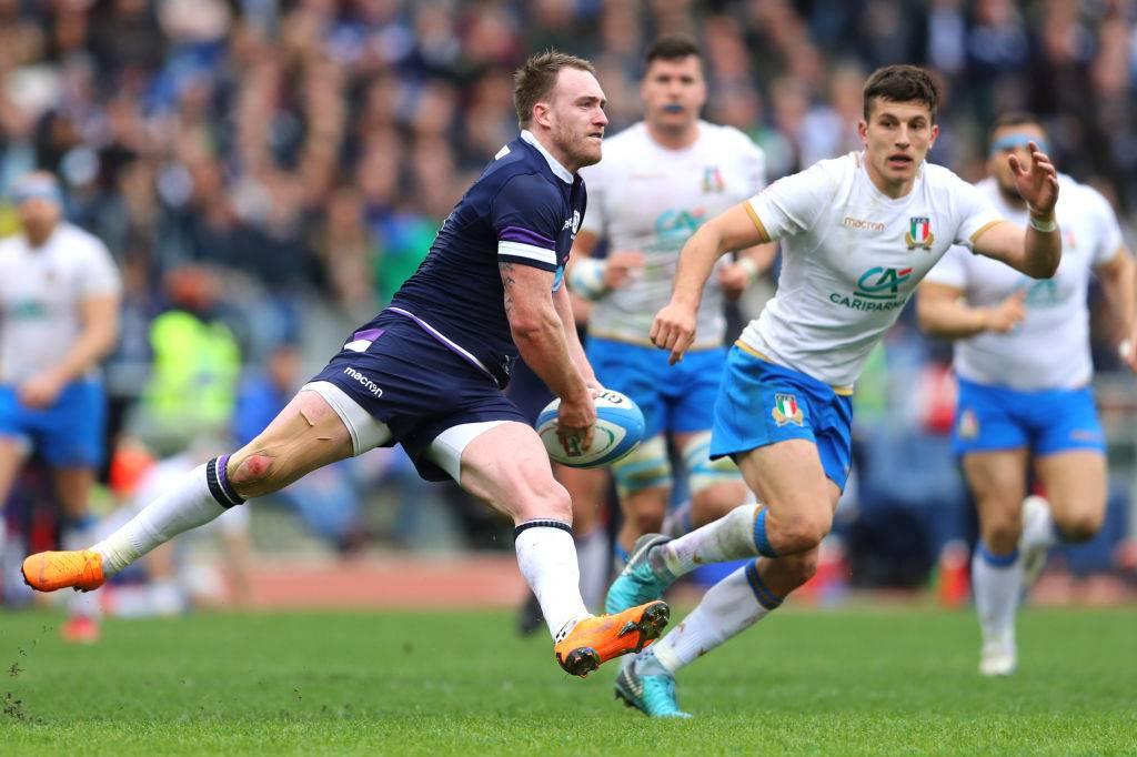 rugby Italia-Scozia