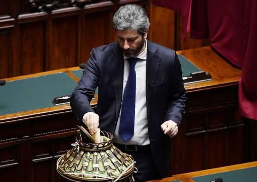 Roberto Fico presidente Camera
