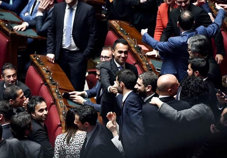 Nuovo governo prossime tappe gruppi parlamentari for Gruppi parlamentari