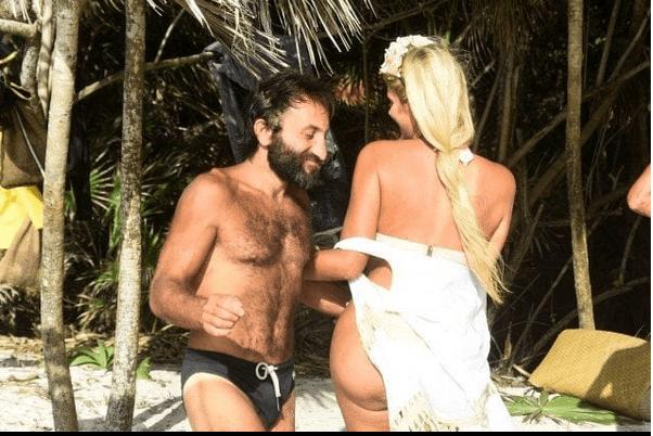 Alfonso Signorini sbugiarda Valeria Marini: