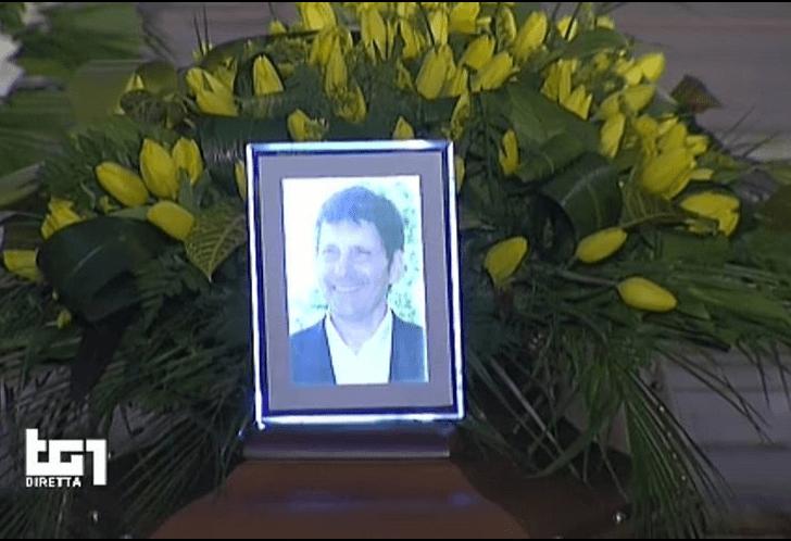funerali fabrizio frizzi diretta streaming