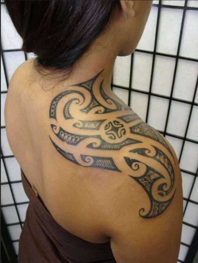 tatuaggi maori significato