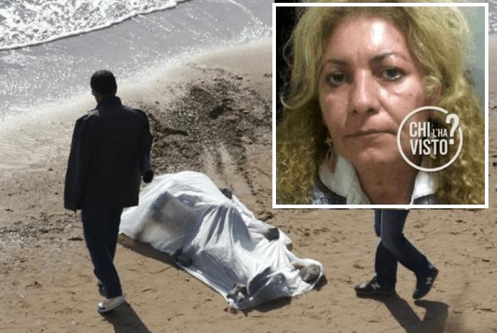 Mondragone, cadavere in spiaggia: è Carmela De Rosa
