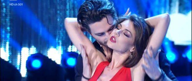 ballando con le stelle amore Cristina Ich e Luca Favilla
