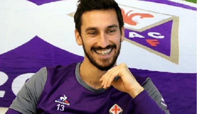 Davide Astori capitano della Fiorentina si è spento a 31 anni