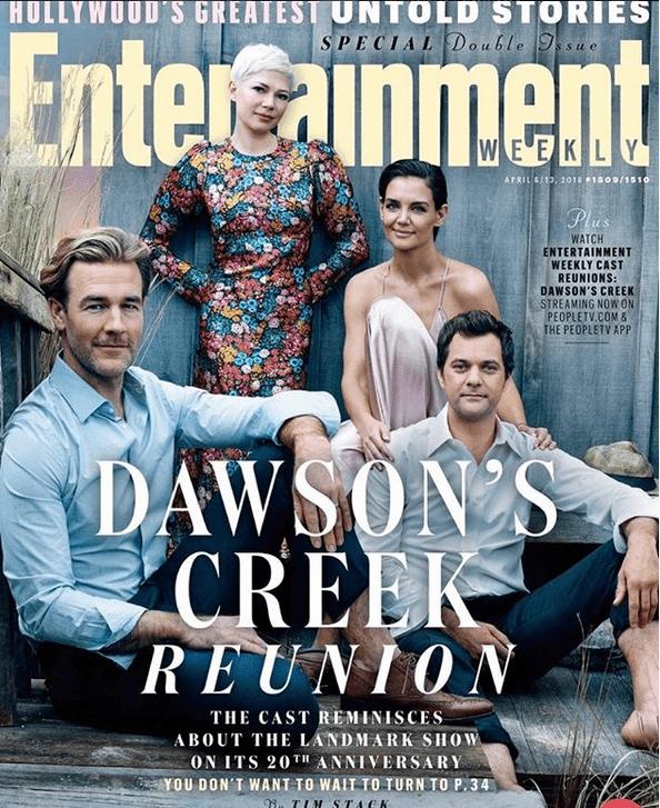dawson's creek reunione